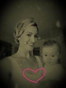 Бебе-любов-майка