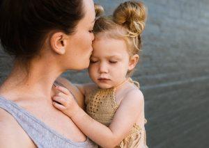 Мама дете любов