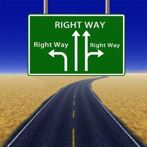 Път-Избор-Choice