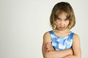 Child-Дете-Гняв