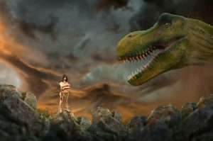 смелост страх