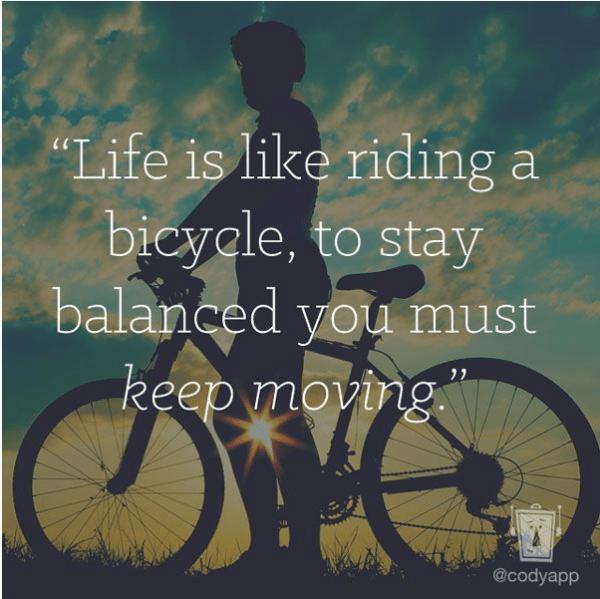 животът е действие